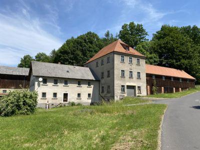Kirchenpingarten Bauernhöfe, Landwirtschaft, Kirchenpingarten Forstwirtschaft