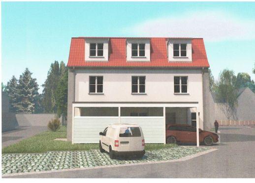Attrakive Neubau-Doppelhaushälfte in Rosdorf