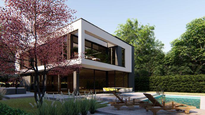 TOP-Lage in Kladow für individuelle Bauhaus-Architektenvilla, unweit vom See