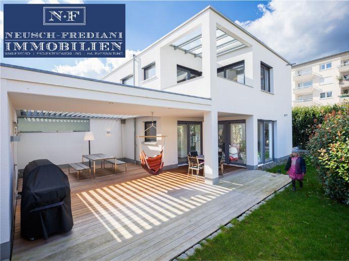 Wunderschönes Einfamilienhaus-Juwel in super zentraler und ruhiger Lage in der Innenstadt von Lahr