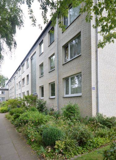 Großzügige 3-Zimmer-Wohnung mit Balkon in Langenhorn!
