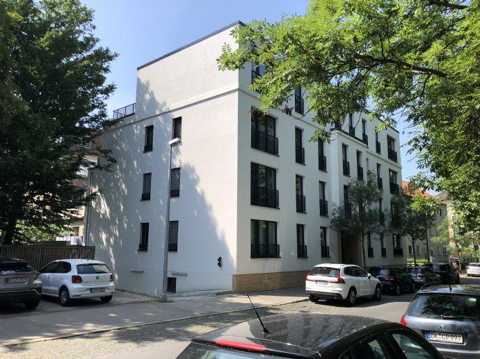 Traumwohnung im Neubau, inkl. Küche und TG Stellplatz