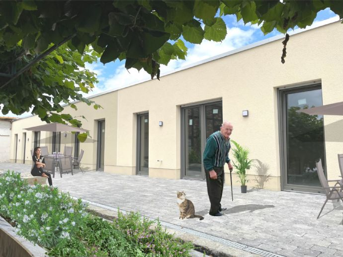 barrierefreie Wohnung  Erstbezug