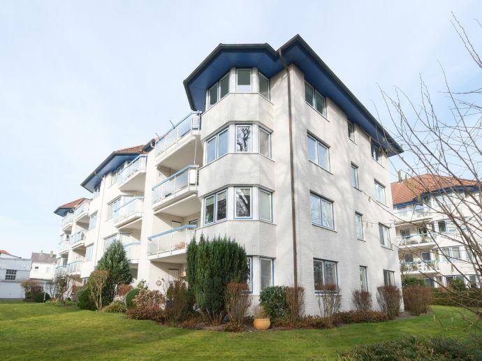 2 Zimmer-Wohnung mit Blick über die Klosterwiesen