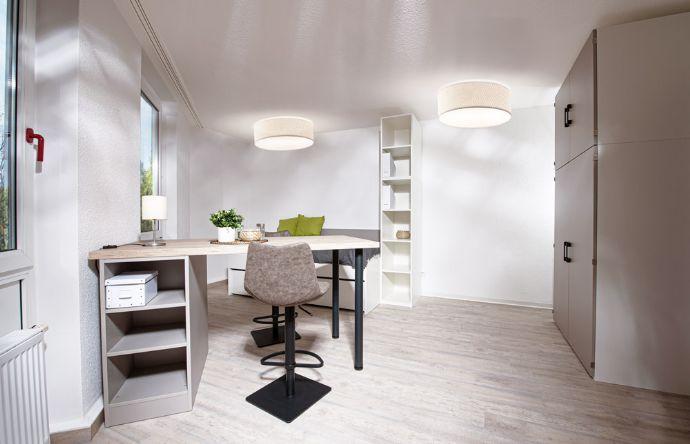 Die 1. eigene Wohnung - möblierte Studentenwohnungen von greenHOUSE10!