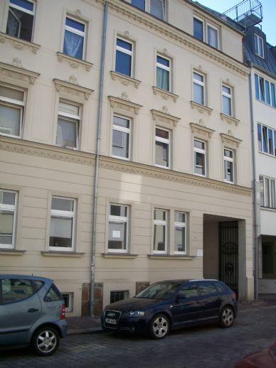 stilvolle 3-Raum-Wohnung mit EBK und Balkon im beliebten Gohlis