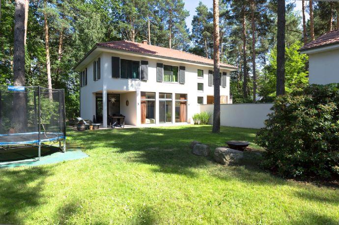 Traumhaftes Einfamilienhausanwesen in bester Wohnlage mit gr. Nebengebäude, Bj 2011, Kamin, 3 Bädern