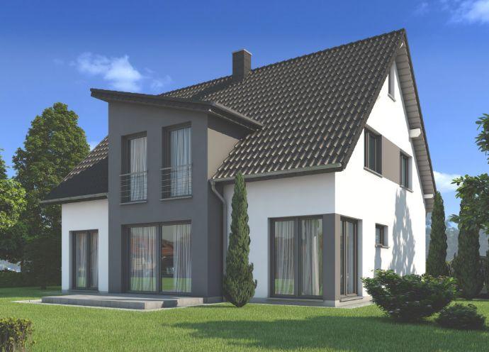 Neubau in Bi-Hillegossen - Wir bauen für Sie Ihr individuelles Massivhaus nach Ihren Wünschen