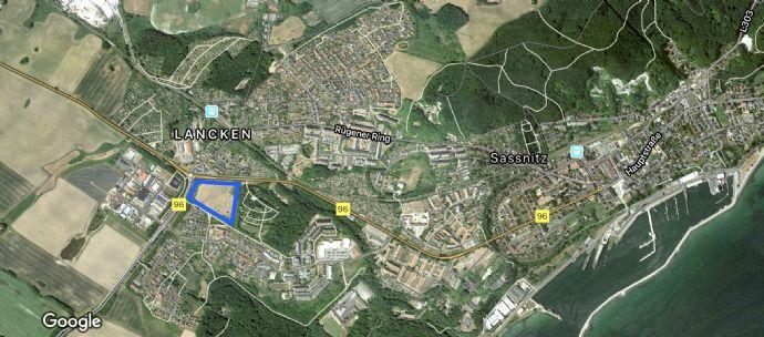 Neubaugebiet: Einfamilienhaus Grundstücke in Sassnitz zu kaufen
