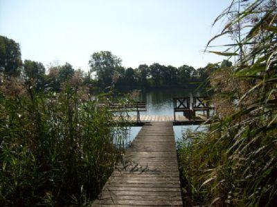 Am See wohnen und arbeiten