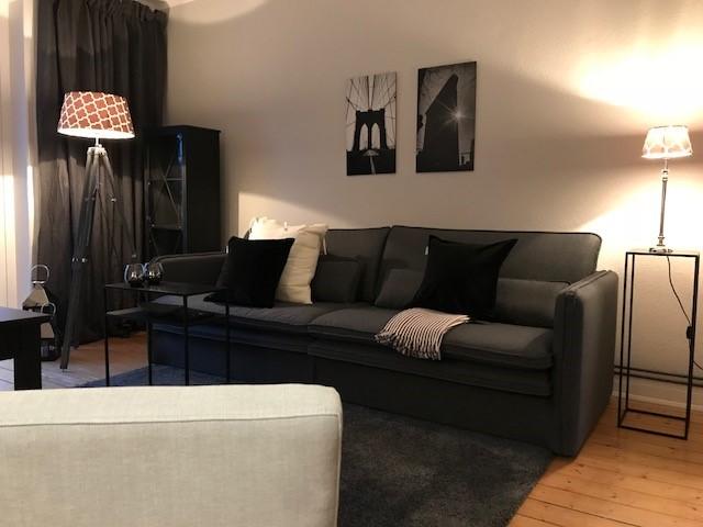 Exklusiv voll möblierte 2-Zimmer Wohnung in Winterhude/Einziehen und wohlfühlen!