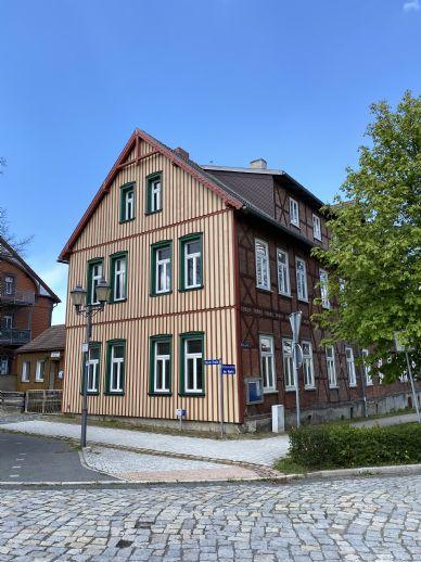 Ehemaliges Wohngebäude im Oberharz sucht neuen Eigentümer!
