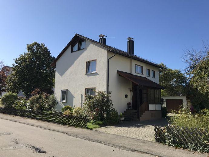 Großzügiges Einfamilienhaus in der Mitte von Owingen