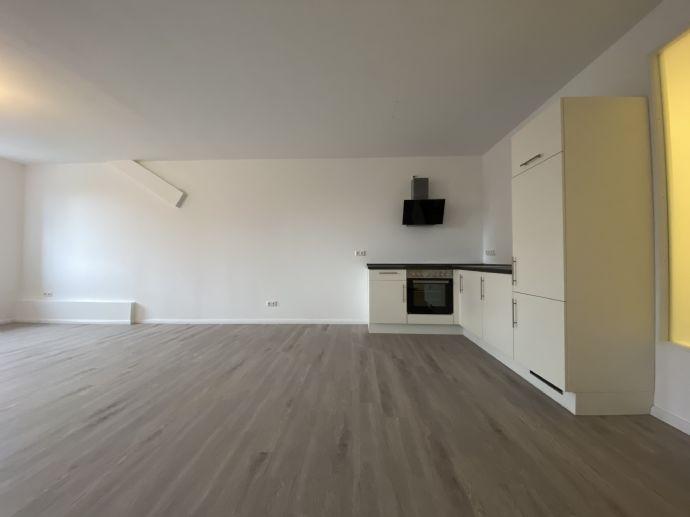 Apartment für Firmen und Berufspendler - **möbliert** - 50m²