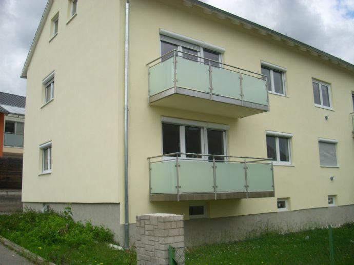 Sanierte 3 Zimmer - Wohnung in Waldkraiburg
