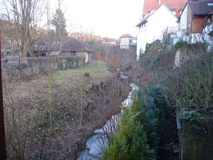 Königsbach - Stein - Älteres Häusle am Bachlauf - ideal für Handwerker