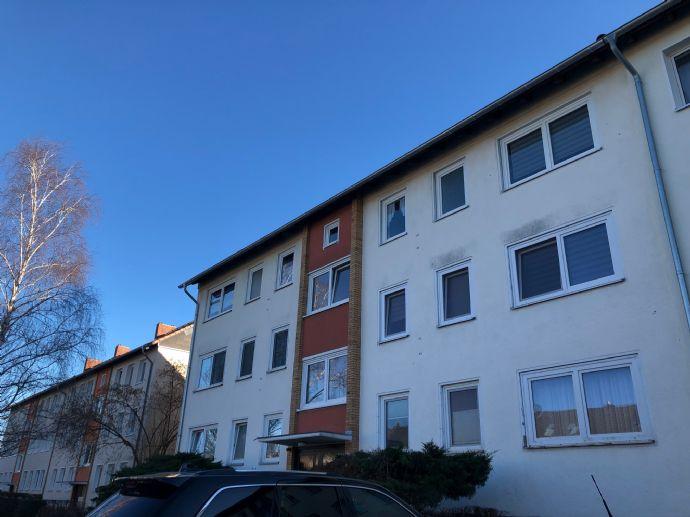 Renovierte 3-Zimmer Wohnung mit Balkon in Ilten