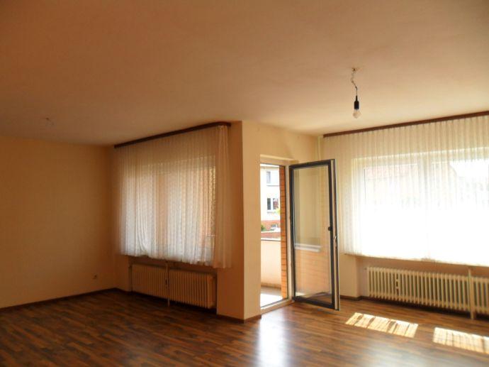 Reserviert: Sonniges 1 Zimmer-Apartment mit Balkon in Ilsede OT Adenstedt