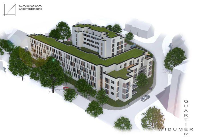 Neubau Widumer Quartier / 3,5 Zimmer / barrierefrei wohnen