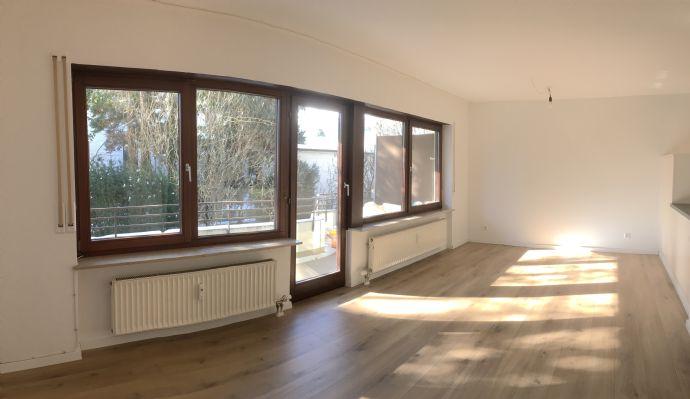 Erstbezug nach Modernisierung: stilvolle 2-Zi-Wohnung mit EBK & Südbalkon nahe Zentrum Echterdingen