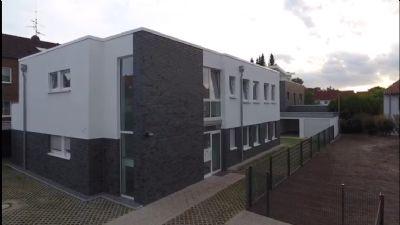 Komfort-Wohnung im Erstbezug zu vermieten, Neubau mit Geothermieheizung