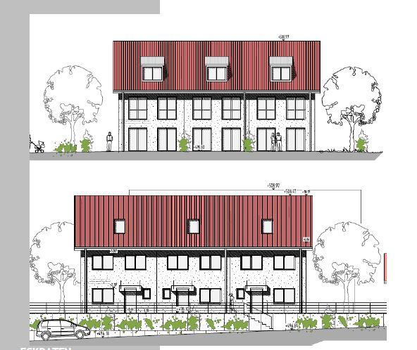 Reihenmittelhaus mit Garten Garage und