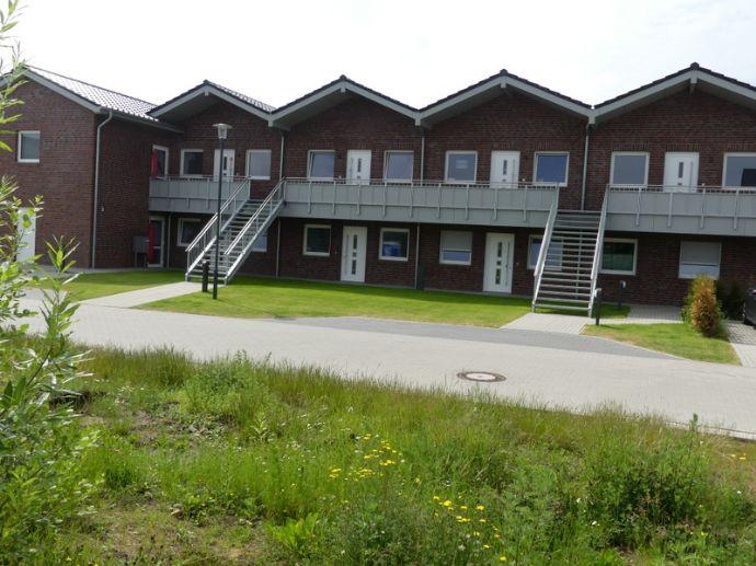 Tolle Neubau-Erdgeschoss-Wohnung mit großer Terrasse