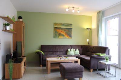 Ferienwohnung Grachtentraum 1, hochwertig ausgestattete Erdgeschosswohnung im Greetsieler Grachtenviertel