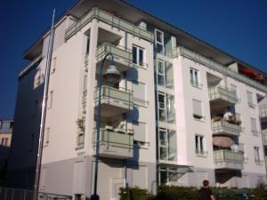 FR-wiehre nahe Vauban,zentrales App.mit Balkon und TG-Bezug-
