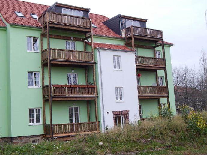 Moderne 2 Raumwohnung mit Balkon und Pkw- Stellplatz