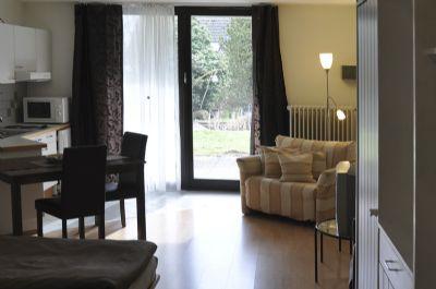 Urlaub direkt am Bodensee - 1 Zimmer-Apartments im Haus Erika,alle nach Süden gerichtet, immer BLK oder Terrasse