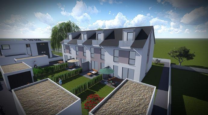 IN-West, Neubau Reihenmittelhaus KfW55