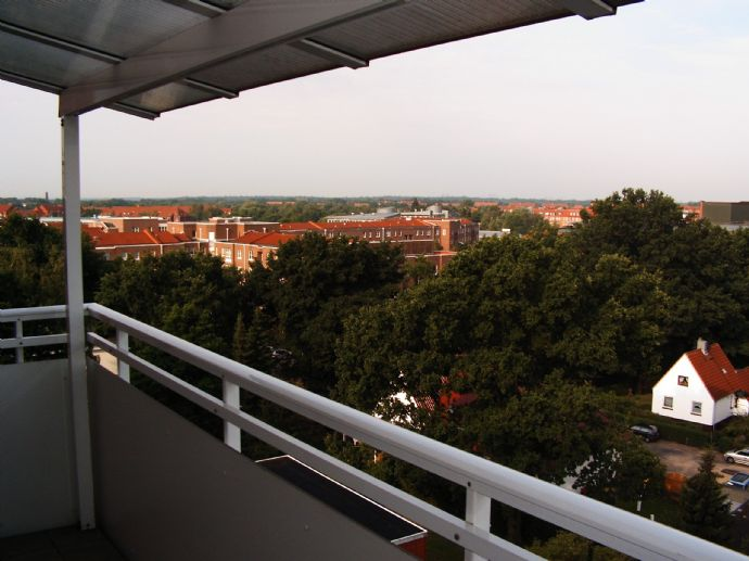 schöne 3-Zimmer-Penthouse-Wohnung in Norderstedt