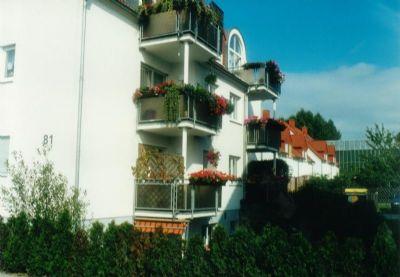 Schöne 3 ZKB-Wohnung mit Terrasse(WE 08) in sehr gepflegter Wohnanlage