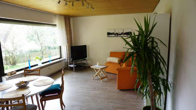 Möblierte 2 Zimmer-Wohnung am Schweinfurter Stadtrand - Max. 1 Person
