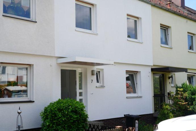 Kleines Fachwerkhaus in der Laubacher Altstadt
