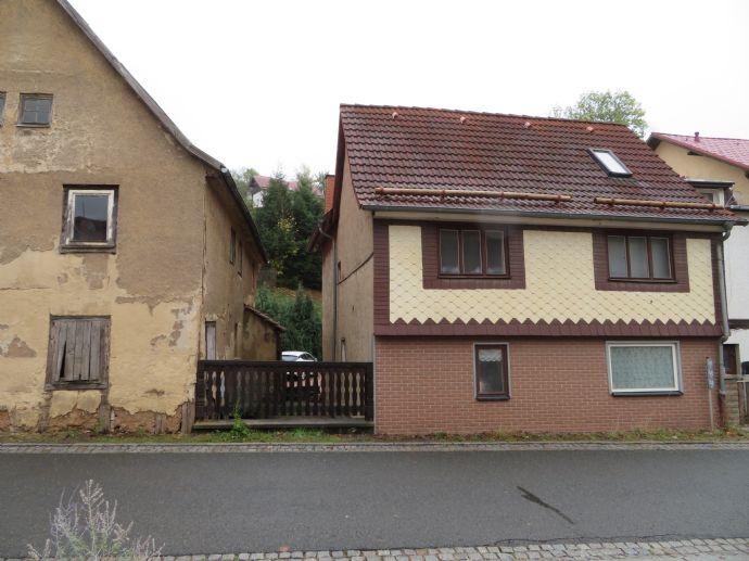 Bad Liebenstein, OT Steinbach, Alte Bahnhofstraße 13