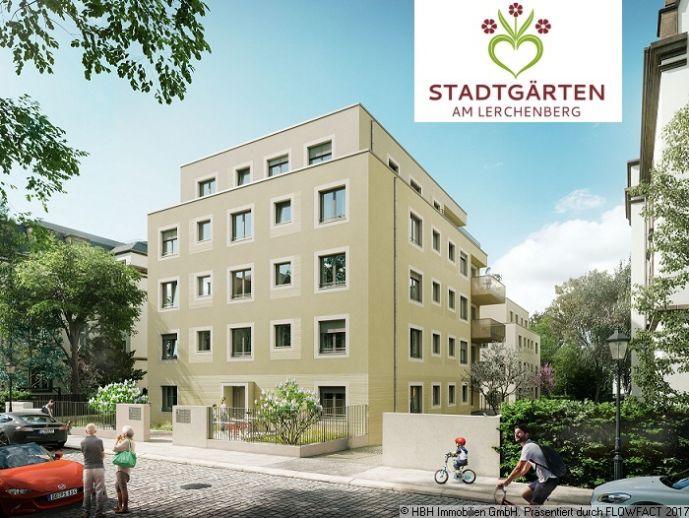 Perfekt geschnittene 4 Zimmer-Wohnung mit Balkon