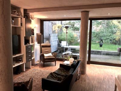 Exklusives Studio Apartment mit eigener Terrasse und Garten