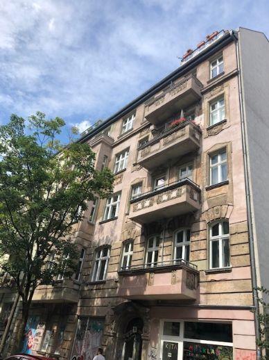 Beste Lage Prenzlauer Berg - Bötzowviertel - Sanierte Altbauwohnung