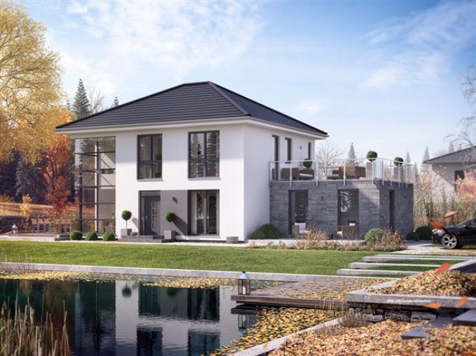Grundstück mit Stadthaus-Villa in Heilsbronn - gebaut nach Ihren Wünschen