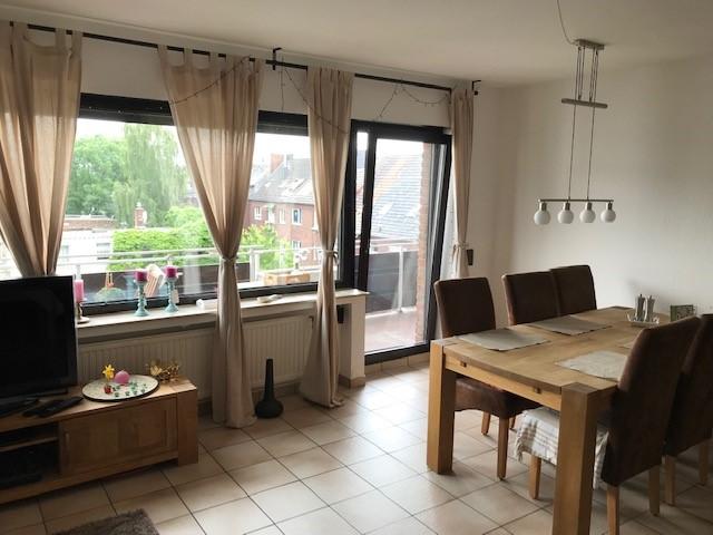Studenten aufgepasst! Drei-Zimmer-Wohnung in Mönchengladbach fußläufig zur Hochschule