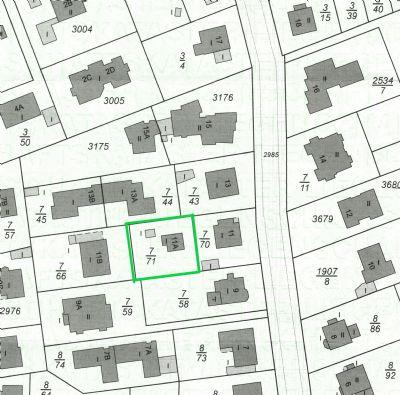 Zehlendorf: Baugrundstück (Südwest-Ausrichtung) zu verkaufen!