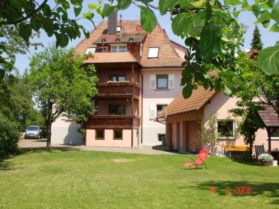 Urlaub am Bodensee - Ferienwohnung 1 Salem
