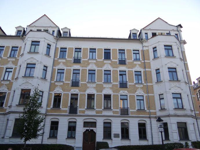 Schöner Wohnen auf dem Kaßberg-im Gründerzeitviertel
