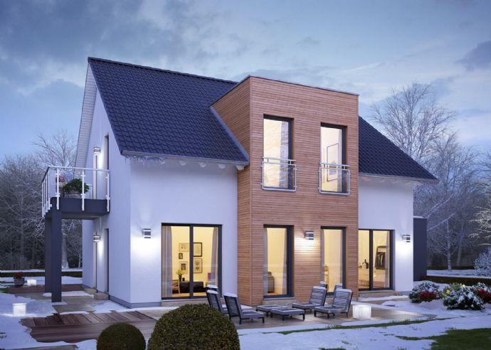 Clever gebaut und durch Eigenleistung günstig ins Energiesparhaus!