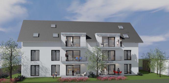 4,5-Zimmer-Neubauwohnung Dachgeschoss in Friesenheim