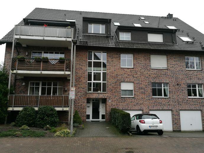 Individuelle Wohnung im Grünen - 3 Zimmer KDB- OB Königshardt