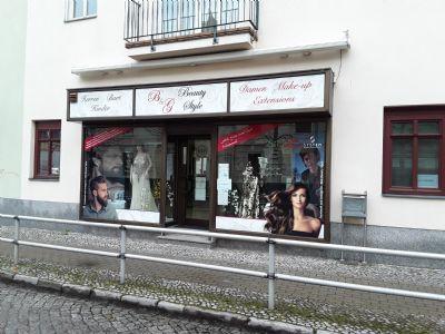 Luckenwalde Ladenlokale, Ladenflächen