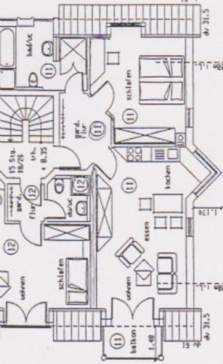 Helle 2ZimmerDG-Wohnung in zentraler Lage von Connewitz BJ 95